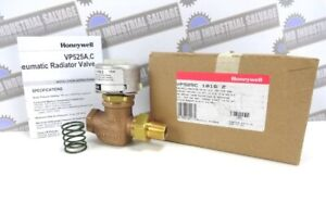 New In Box Honeywell Vp531c Pneumatic Radiator Valve 2 Way 1 2 Npt