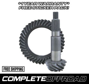G D44 411 High Performance Ring And Pinion Replacement Gear Set For Dana 44