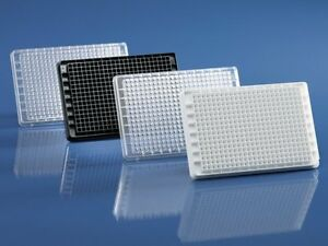 Brand 384 Well Puregrade Microplate Clear F bottom 50 pack 781620