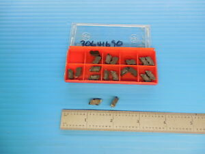 19 Pcs New Tool Flo Tf9650 Fltp 2l 4 5mm Carbide Inserts Machine Shop Quality