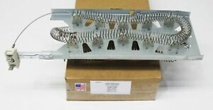 Wp 3387749 Dryer Heater Heating Element For Whirlpool Kenmore Ps344599 Ap2912077
