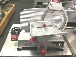 Berkel Meat Slicers With 8 Blade Cutter