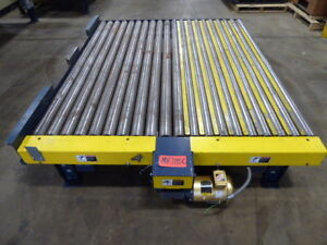 C d Style Heavy Duty Power Roller Conveyor Mh2135c mh2135c