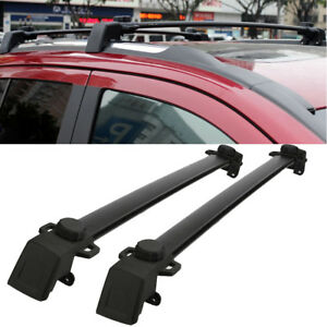 For 2011 2016 Jeep Compass Aluminum Roof Rack Cross Bar Cargo Luggage Carrier