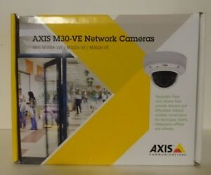 Axis M3024 lve Megapixel Day night Outdoor Ir Hd Poe Mini Dome Camera 0535 001