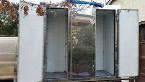 Commercial 3 Door Reach In Refrigerator Stainless