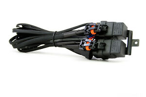 Anti Flicker Morimoto Hd Relay Wire Harness Universal Plug And Play For Hid