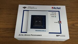 Bp Microsystems silicon Sculptor Ii Actel Device Programmer W Sm208pq actel 2