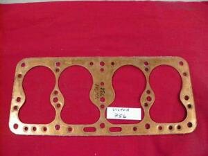 Whippet Willys 4 Cylinder 1926 1939 Nos Victor Copper Head Gasket 756