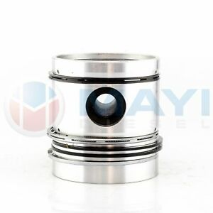Lister Petter Piston Assembly Part No 570 12840 50mm 020 For St Ts