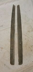 Vintage Door Sill Plates 1930 S 1940 S Ford Chevy Dodge Packard 1935 1936