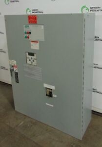 Used 70 Amp Asco Ats Automatic Transfer Switch 480 Volt D07atsc30070n500