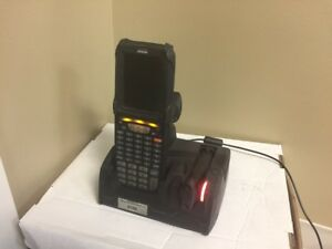 Mobile Barcode Scanner janam Xg100 Inventory Manager Black Led Tail Ccx V4
