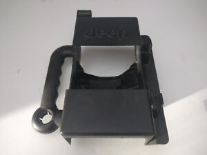 2004 Jeep Liberty Bottle Jack Holder Stowage Bracket Oem 52129757aa