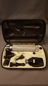 Welch Allyn Medical Instrument Otoscope And Opthalmoscope 71050