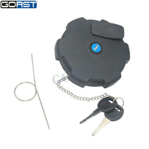 20392751 Exterior Parts Fuel Tank Cover Gas Cap For Volvo Truck Loader With Key