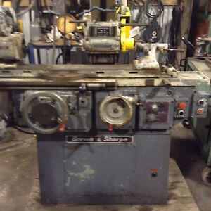 Brown And Sharpe No 13 Tool Grinder Not Mill Lathe Cnc Cincinatti Pedestal