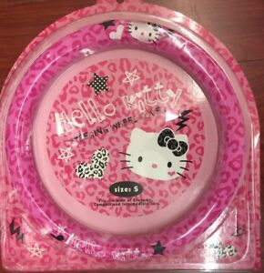 Hello Kitty Ribbon Steering Wheel Cover Size s