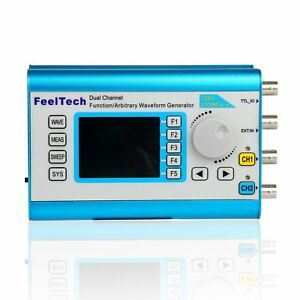 Fy2300h Function Arbitrary 60mhz Waveform Generator Dual Channel 250msa s Signal