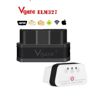 Vgate Icar2 Wifi Elm327 Obd Professional Solution For Ios For Android System Us