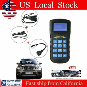 V4 8 Car Fault Code Reader Support Can Odometer Correction For Car Auto Us