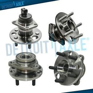 1992 2005 Chevy Cavalier Pontiac Sunfire Front Wheel Bearing And Rear Hub Assy