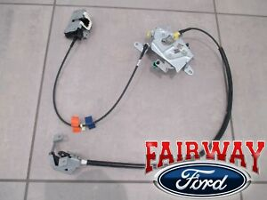 99 Thru 07 Super Duty Oem Ford Rear Door Latch Cable Extended Cab Rh Passenger