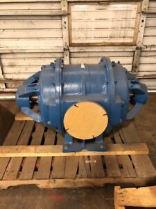 Nash Hc7 Liquid Ring Vacuum Pump Position 3 Left Hand Rotation