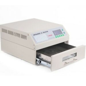 1500w 300 X 320mm T962a Reflow Oven Smd Smt Bga Soldering Automatic