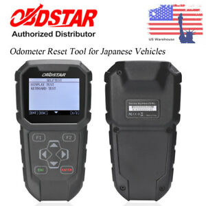 Obdstar J I Auto Car Mileage Reset Immobiliser Programmer For Japanese Vehicles