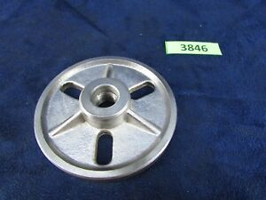 Emco Unimat Db sl Mini Lathe Dog Face Plate Mpn Db 206 2 3846