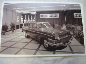 1958 Studebaker Export Car 11 X 17 Photo Picture
