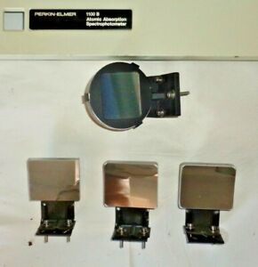 Set Of Mirrors For Perkin elmer Atomic Absorption Spectrophotometer 1100b