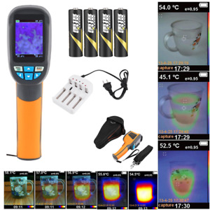 Thermal Imaging Camera Ir Infrared Thermometer Imager 20 300 c w Battery Lot Yt