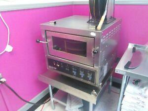 Doyon Fpr3 Rotating Convection Pizza Oven 208 1 Phase