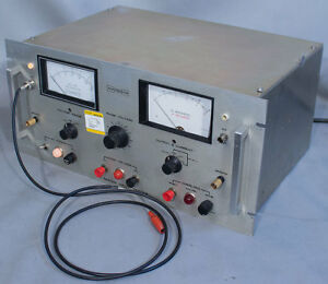 Hipotronics hubbell Hd106 Ac dc Hipot Dielectric Insulation Tester 6kv