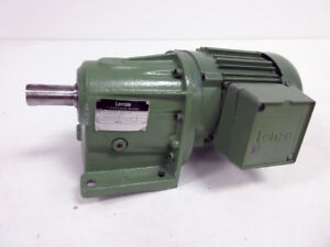 Lenze 7kc4 063h Ac Motor With Helical Gearbox 0 37 28 602 10 1 71 4 205