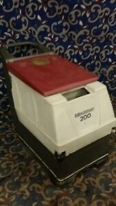 Minuteman 17 Battery powered Floor Scrubber With New Batteries
