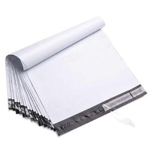 Poly Mailers 10x13 Shipping Envelopes 100 Plastic Packing Mailing Bags 2 5 Mil