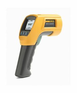 Fluke 572 2 High temperature Infrared Thermometer With Dual Laser