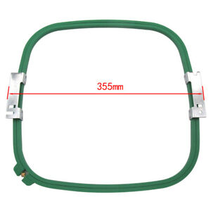 1pcs Embroidery Hoop 30cm 11 8 355mm Wide 14 For Tajima Toyota Commercial