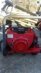 18 Hp Commercial Pressure Washer