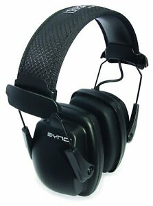 Howard Leight By Honeywell Sync Stereo Noise Blocking Earmuff 1030110 Nrr 25