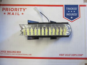 Whelen Liberty Lin12w Super Led Corner Standard Module Lin12c White Clear