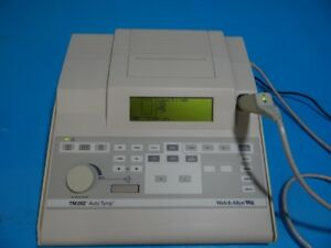 Welch Allyn Tm262 Auto Tymp Tympanometer