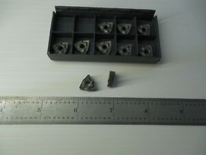 10 Pcs New Iscar Wnmg 3 2 Pp 06t308 05503010 Carbide Inserts Machine Shop Tools