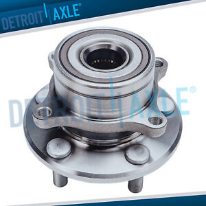 Front Wheel Bearing And Hub For 2007 2008 2009 2010 2011 2012 2013 Acura Mdx Zdx