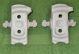 1967 1968 1969 1970 Mustang Gt Mach1 Boss Shelby Cougar Orig Coil Spring Perches