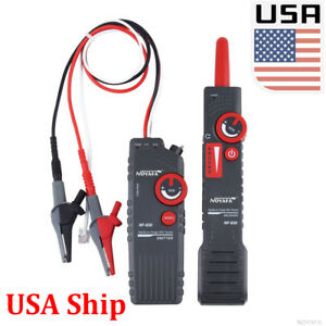 Us Free Ship Nf 820 High low Voltage Wire Tracker Underground Cable Wire Locator