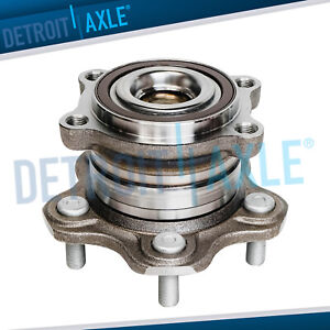 Rear Wheel Bearing Hub For 2007 2008 2009 2010 2011 2012 2013 2018 Nissan Altima
